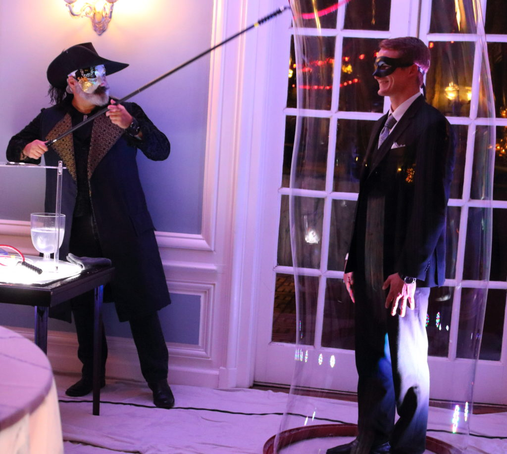 Astin Mansion Masquerade Ball