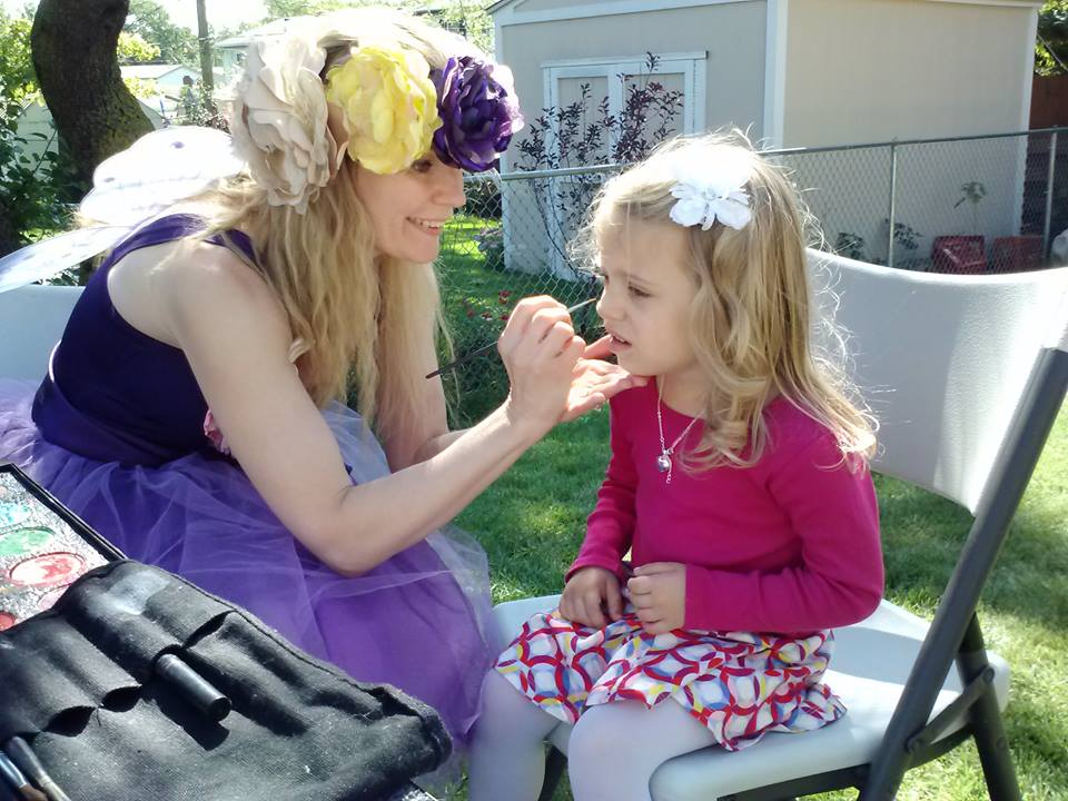 face painting smaller file
