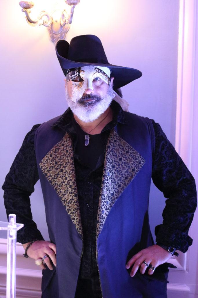 Astin Mansion Masquerade Ball