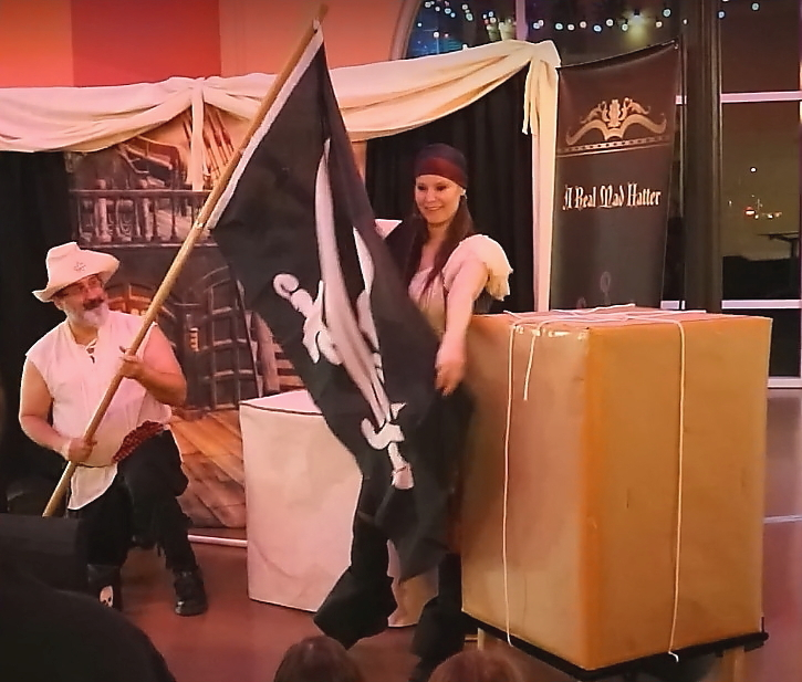 The Pirate Academy