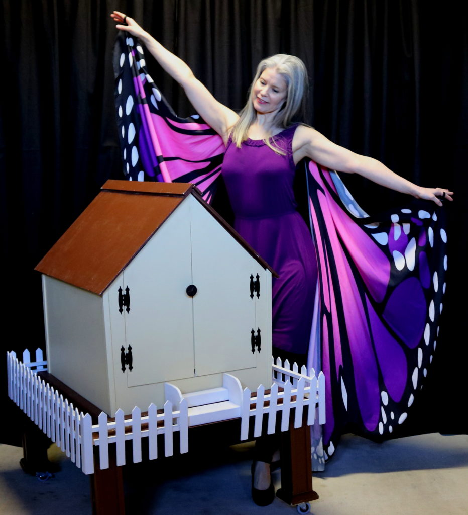 Dollhouse Illusion