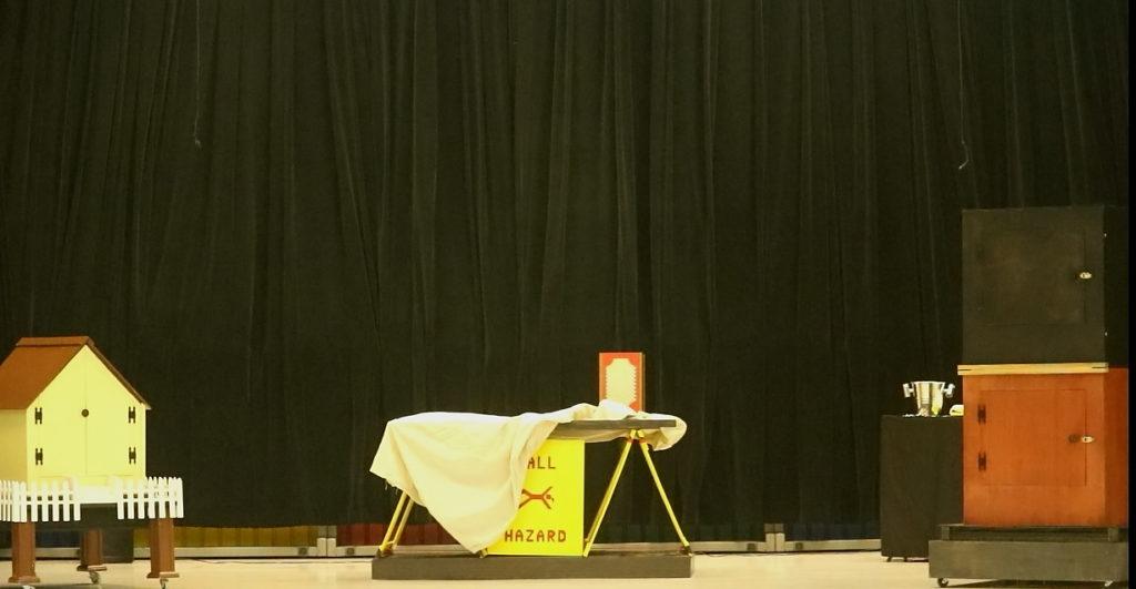 Magic Stage Illusion Show